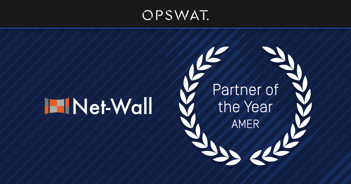 Net-Wall: Partner of the year