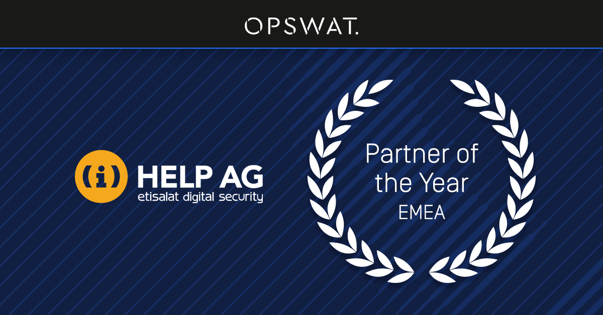 Partner of the Year: EMEA